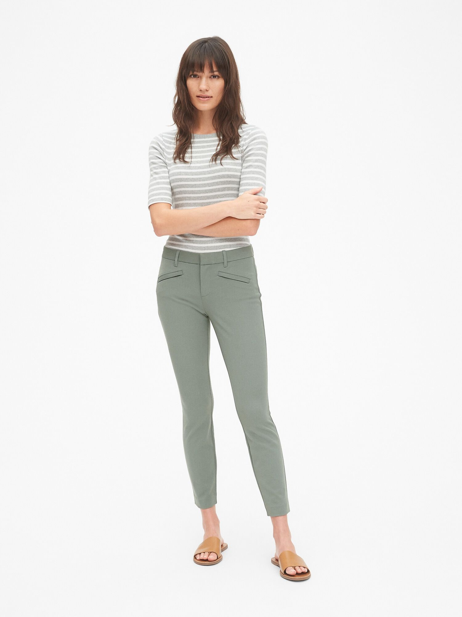 Gap stretch 3/4 trousers