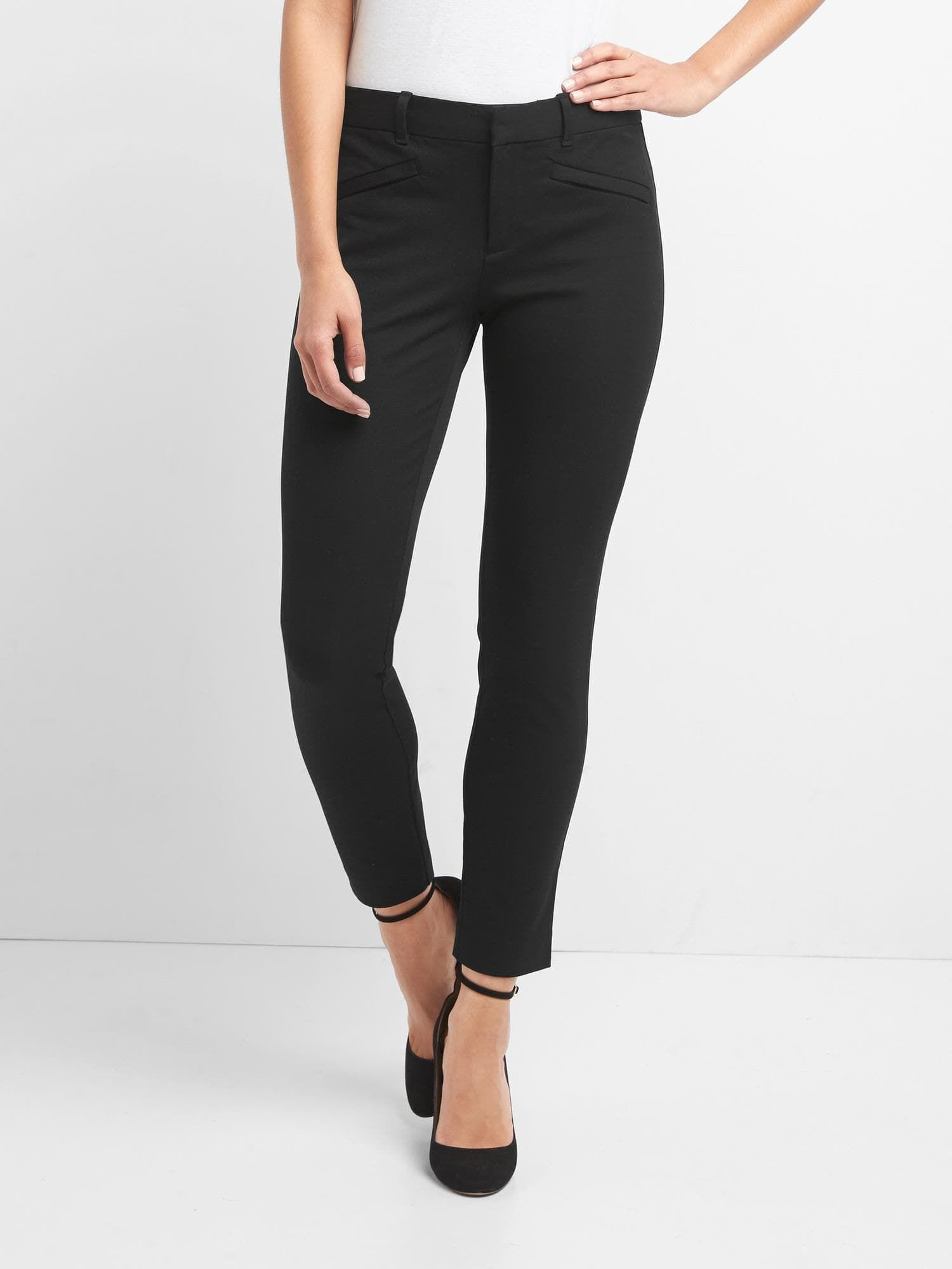 8656dc842477b Skinny Ankle Pants | Gap® UK