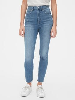 b8f70d3b61ab1b Sky High True Skinny Jeans with Secret Smoothing Pocket