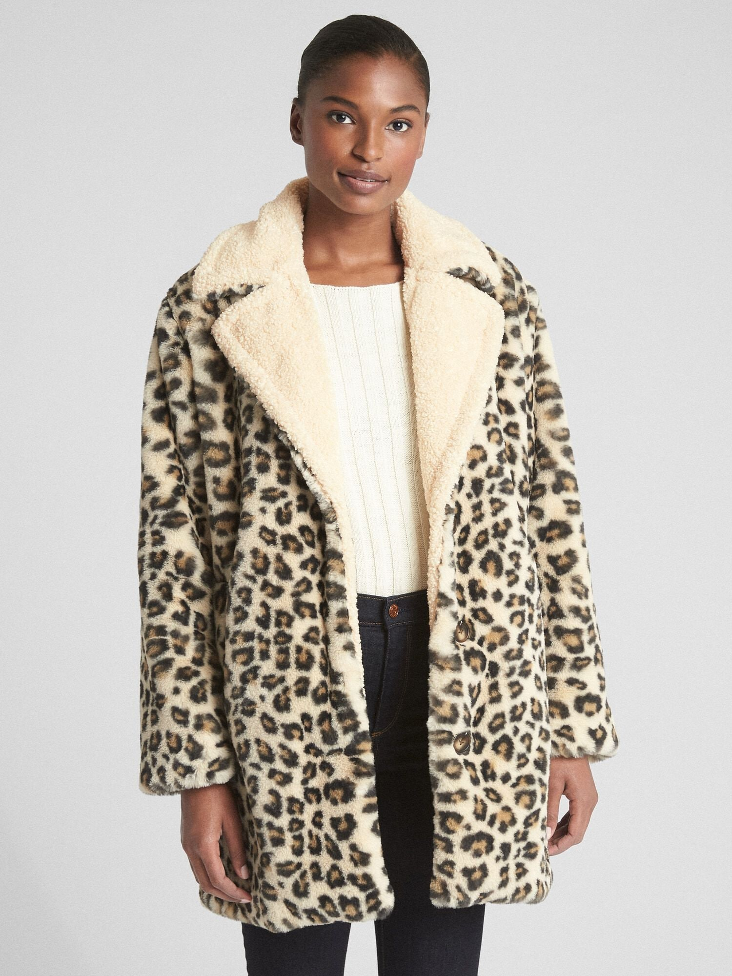 Artificial sheepskin coat: recommendations for choice and care