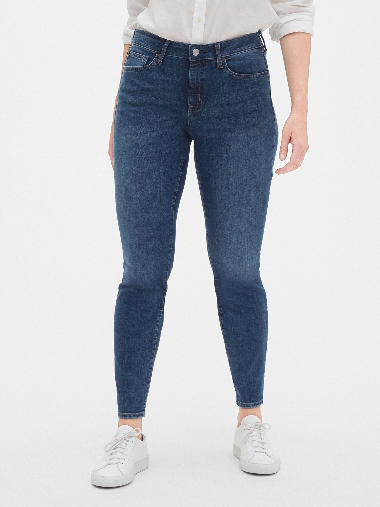 innovative design 5c4d9 0a747 Mid Rise Curvy True Skinny Jeans