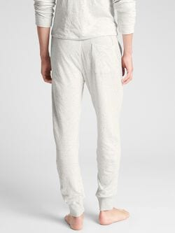 Double Knit Joggers by Gap