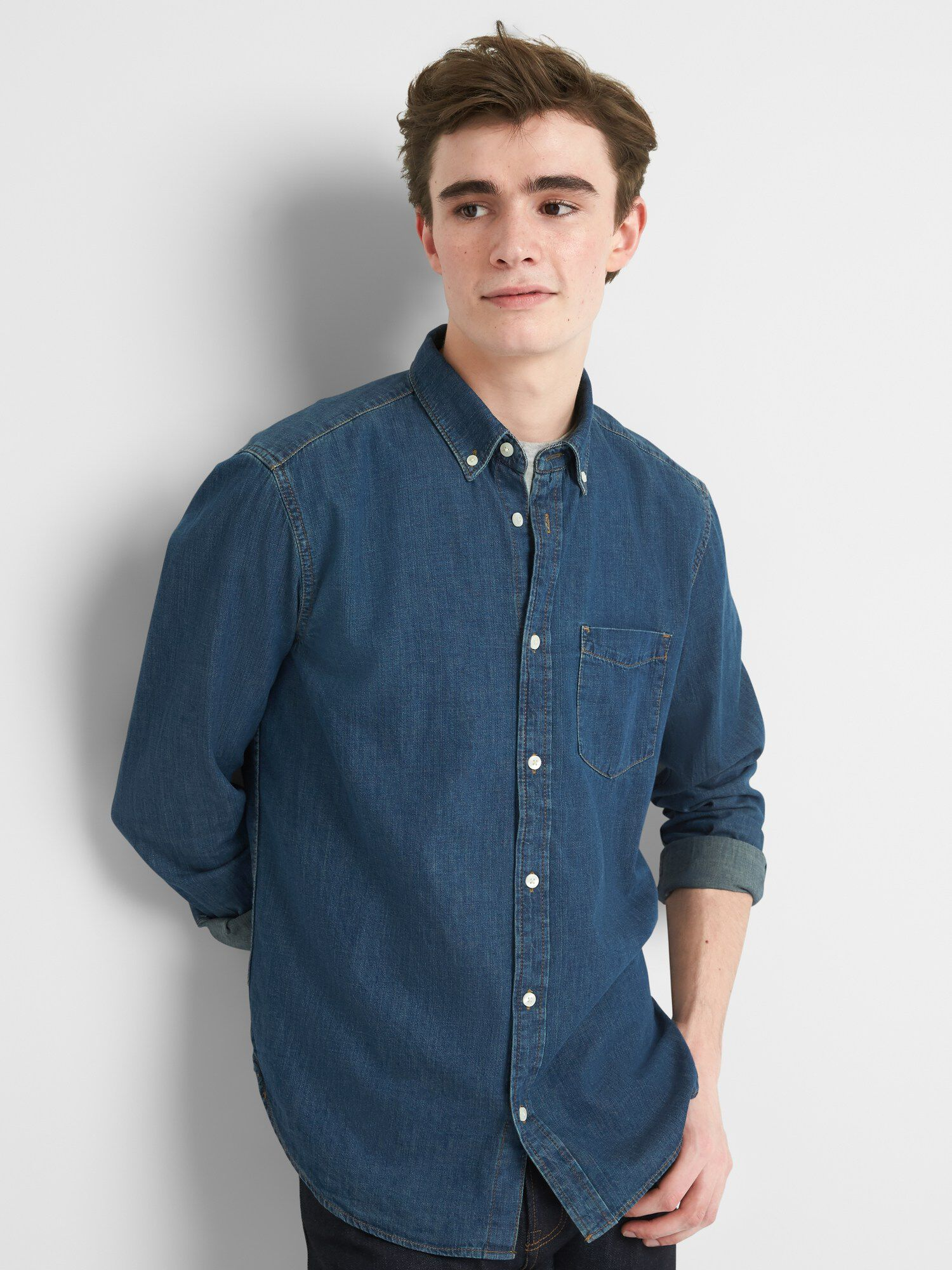 0fe2eebd9d0 Gap Denim Shirts Uk – EDGE Engineering and Consulting Limited