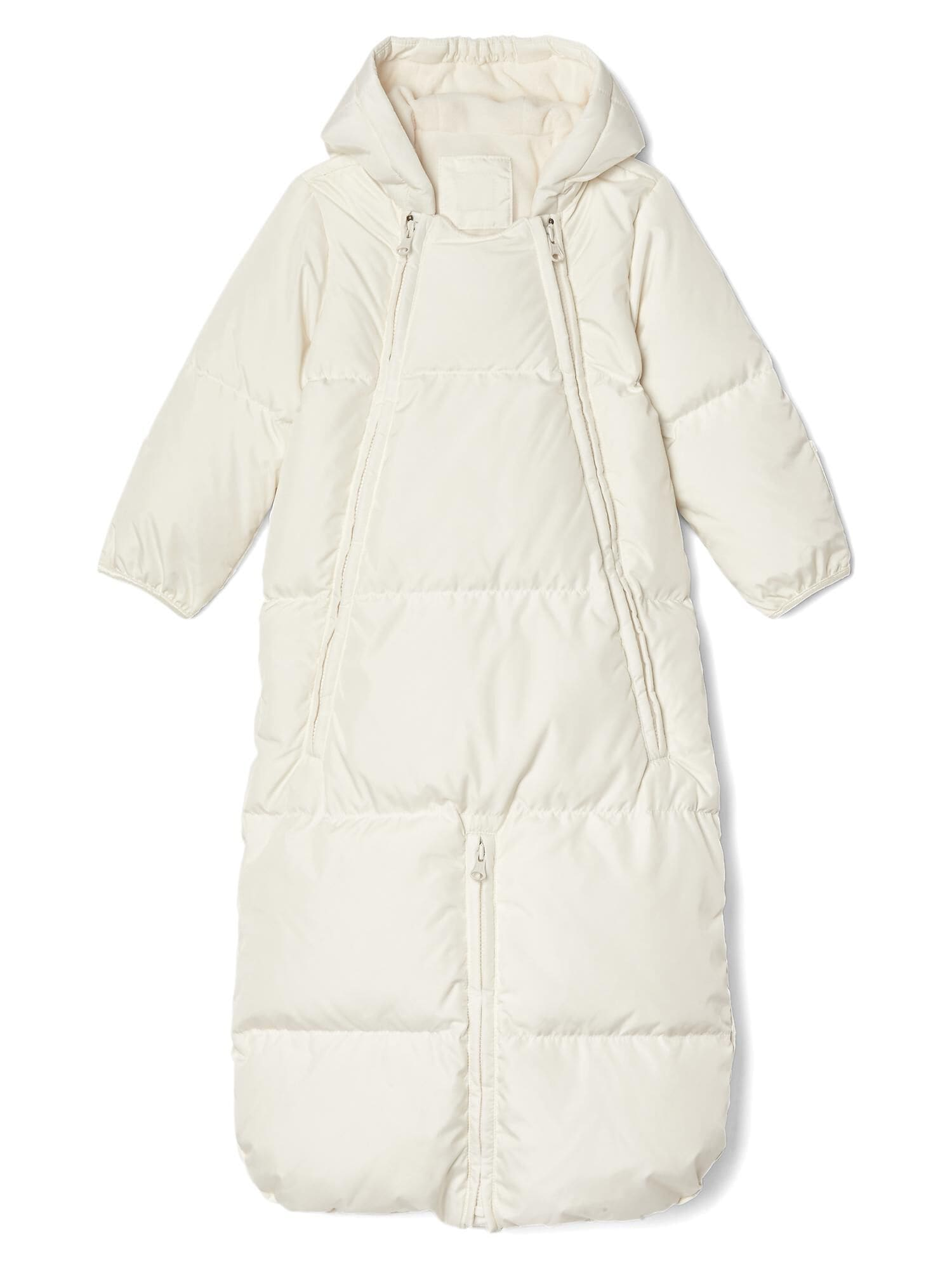 f62caafb3 so cheap 63407 77eee soft fluffy pram suit by gap size up to 3 ...