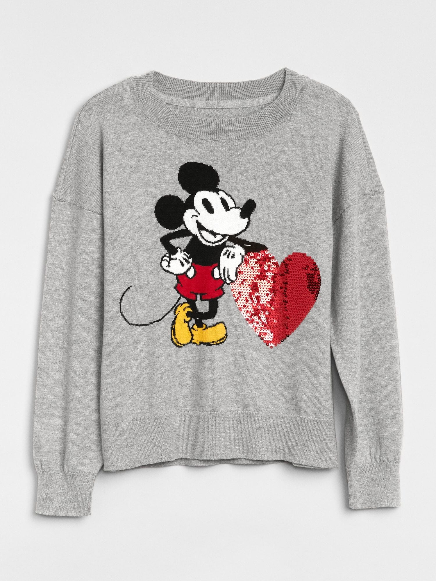 d8923d4a GapKids | Disney Mickey Mouse Sweater | Gap® UK