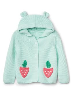 9b3e1764b Baby Girl Jumpers and Hoodies at babyGap