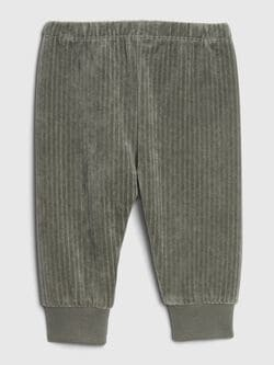 Baby pull on cord pants