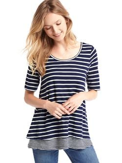 a9d6c92f9e0 Nursing Tops at GapMaternity | Gap | Gap® UK