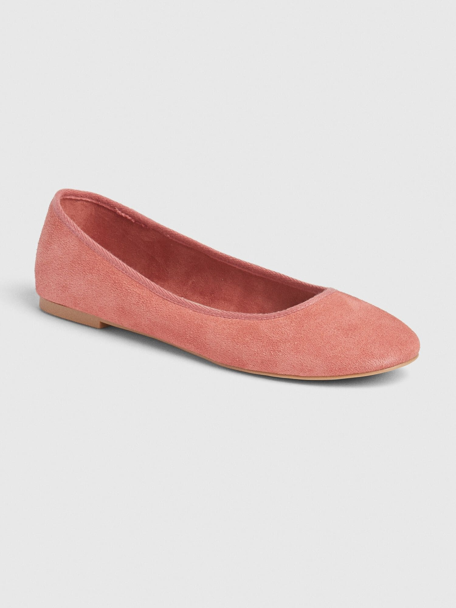 41d82cb8a Leather Ballet Flats | Gap® UK