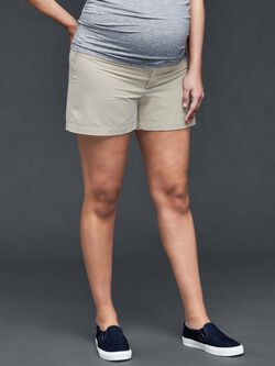 a6ae6ff8333c Side Panel Maternity Trousers, Jeans & Shorts | Gap | Gap® UK
