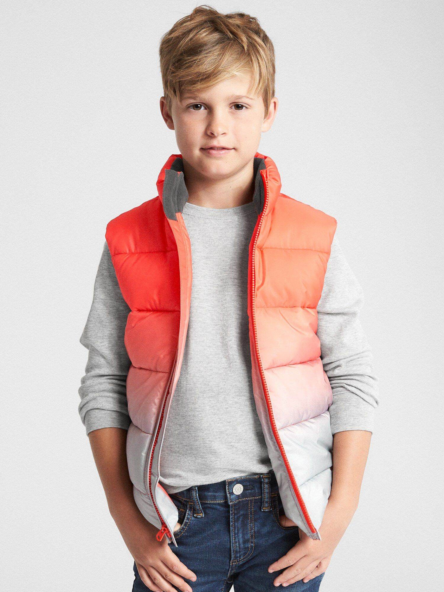 19dfb0536 ColdControl Max Ombre Puffer Vest