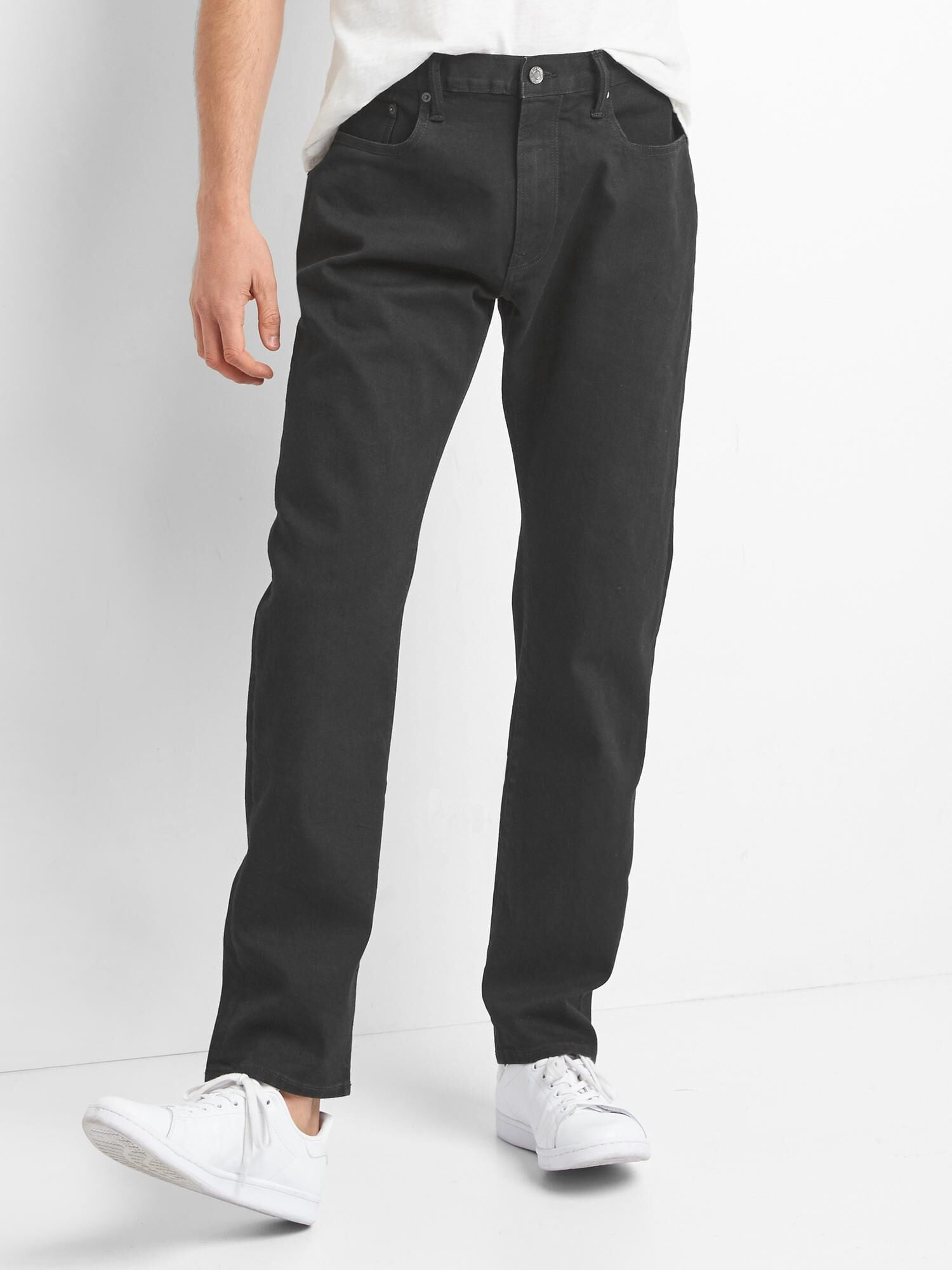 2a3011b8a99 Athletic Jeans with GapFlex