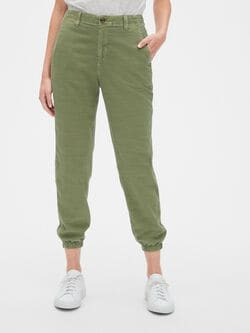 3fbbdf2efb39c Women's Joggers | Gap | Gap® UK