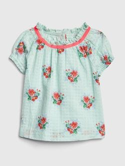 bbffb92a2 Tops for Toddler Girls at babyGap