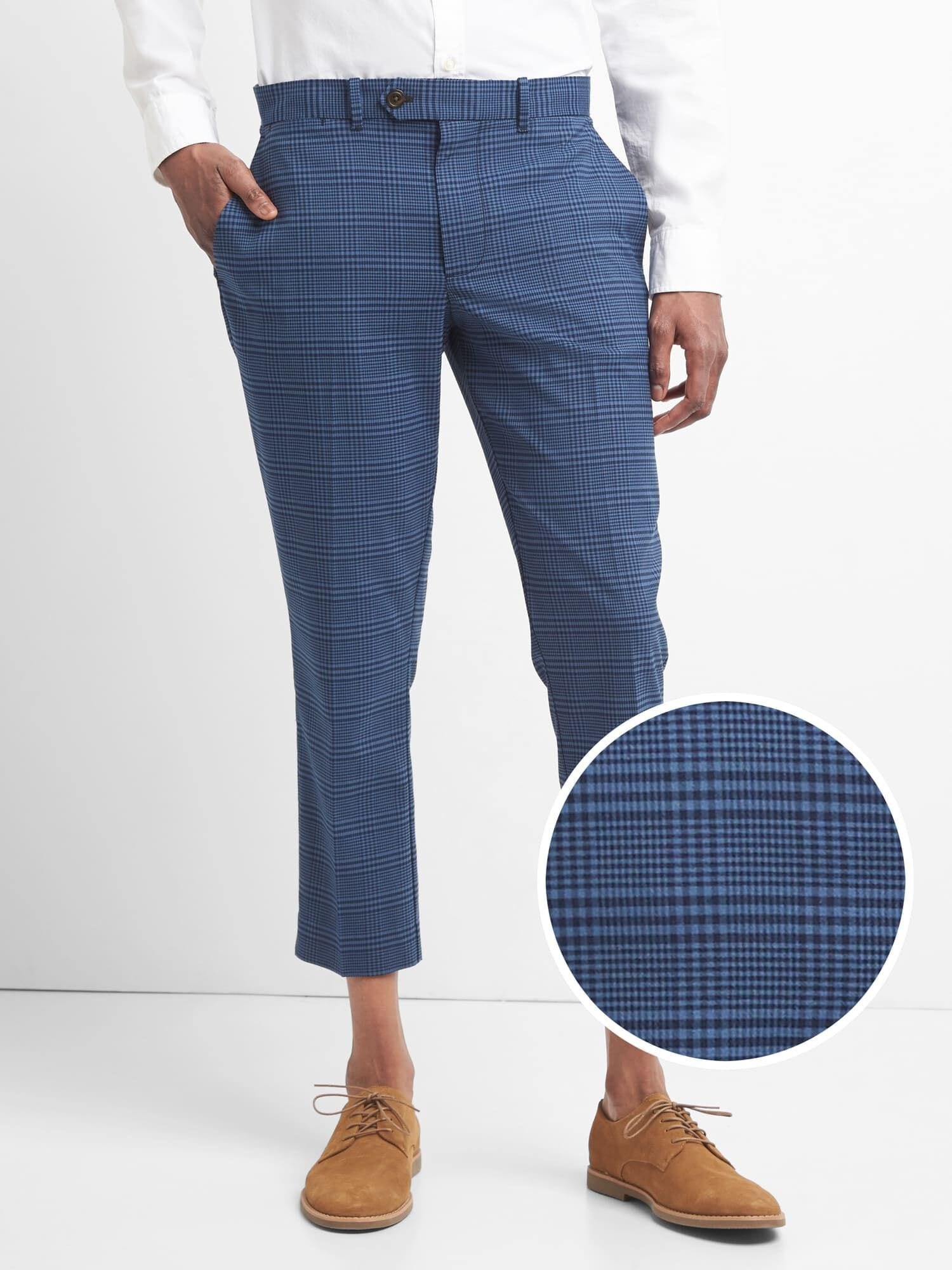 Wader Ankle Pants in Slim Fit with GapFlex