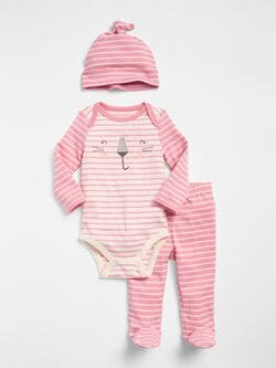 fa239777fe9e Baby Girl Rompers at babyGap