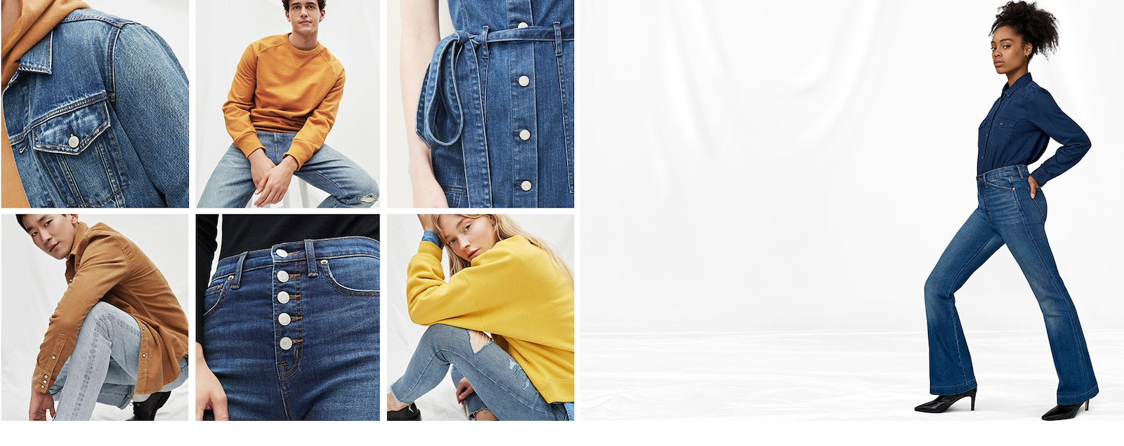our denim - your style