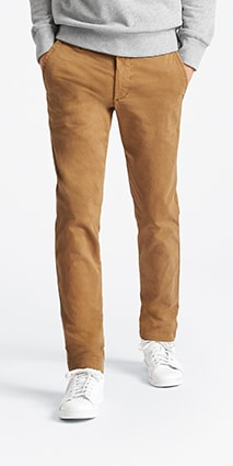 Good Mens Chinos 32 Waist Clothes, Shoes & Accessories Men's Clothing