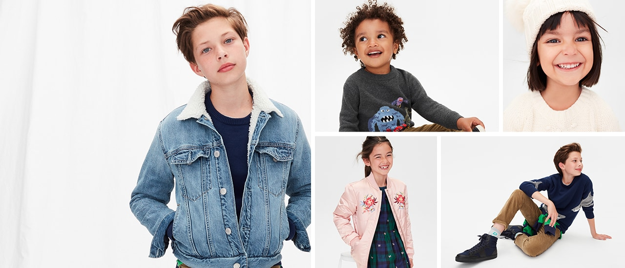 kids, toddler, baby fall wardrobe revealed