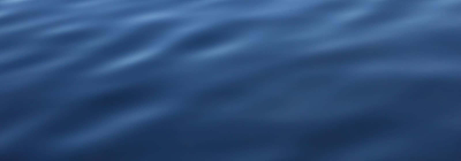 Clean blue water background