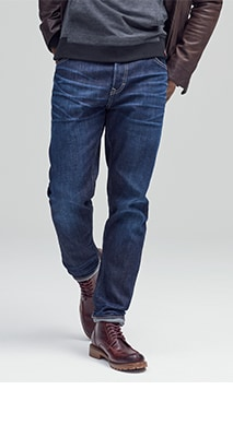 mens jeans straight