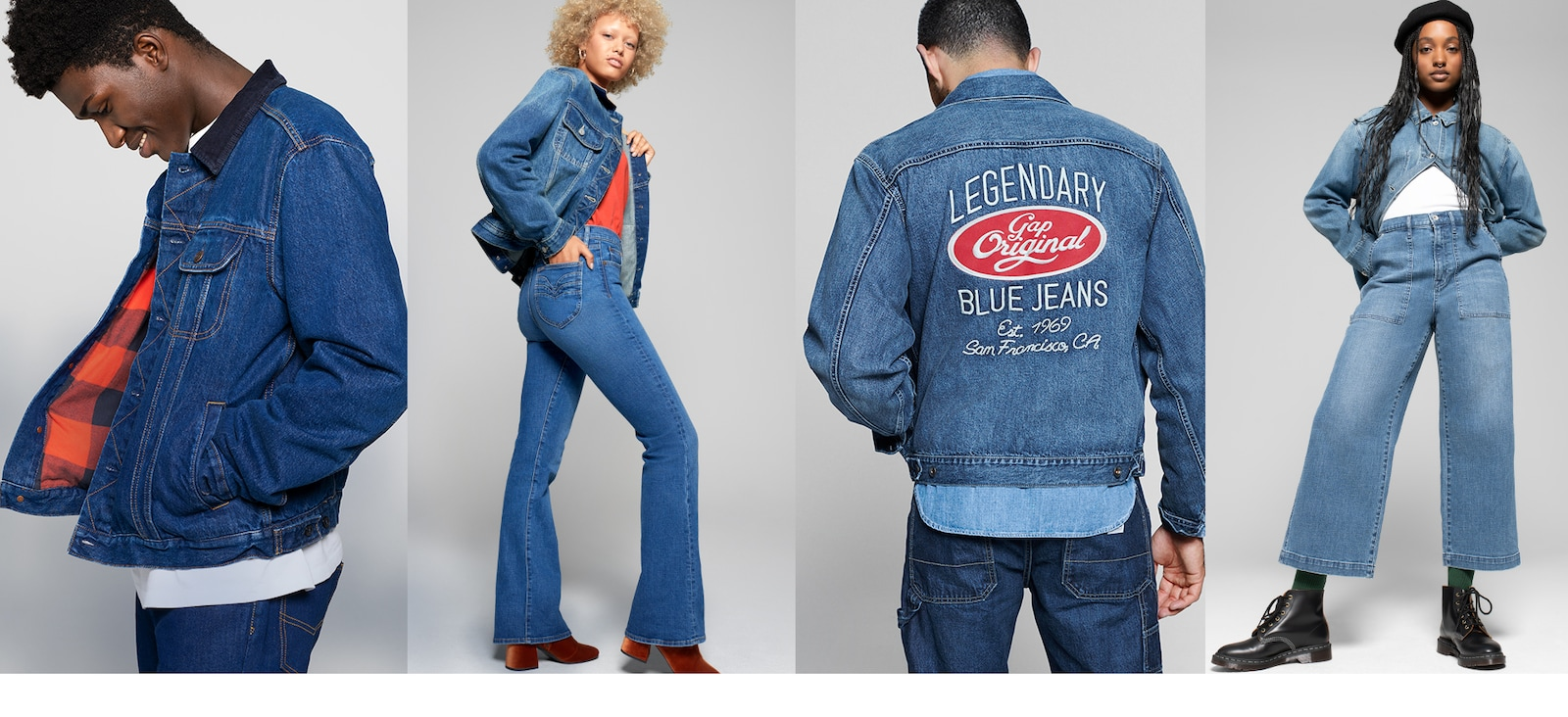 Denim Through the Decades