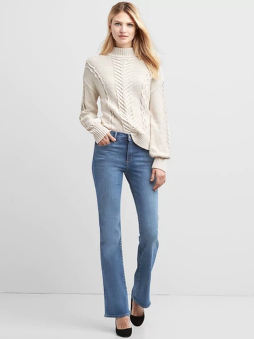 [photo] Gap Perfect Boot Jean