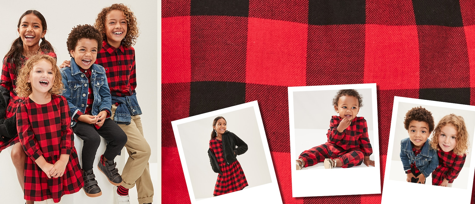 kids, toddler, baby: perfect plaid